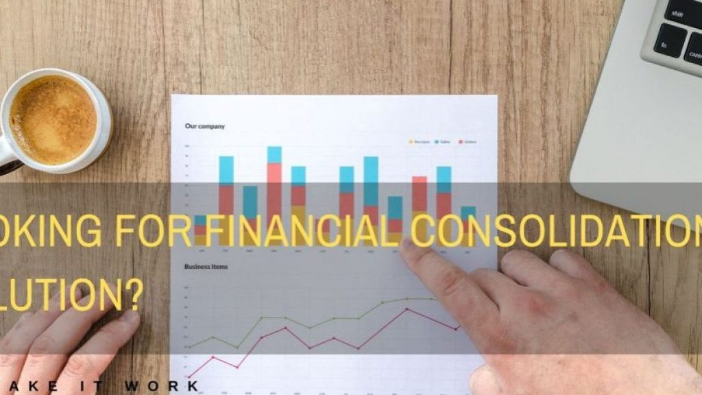 Why is YGL ERP4.0 Financial Consolidation a Popular Application?