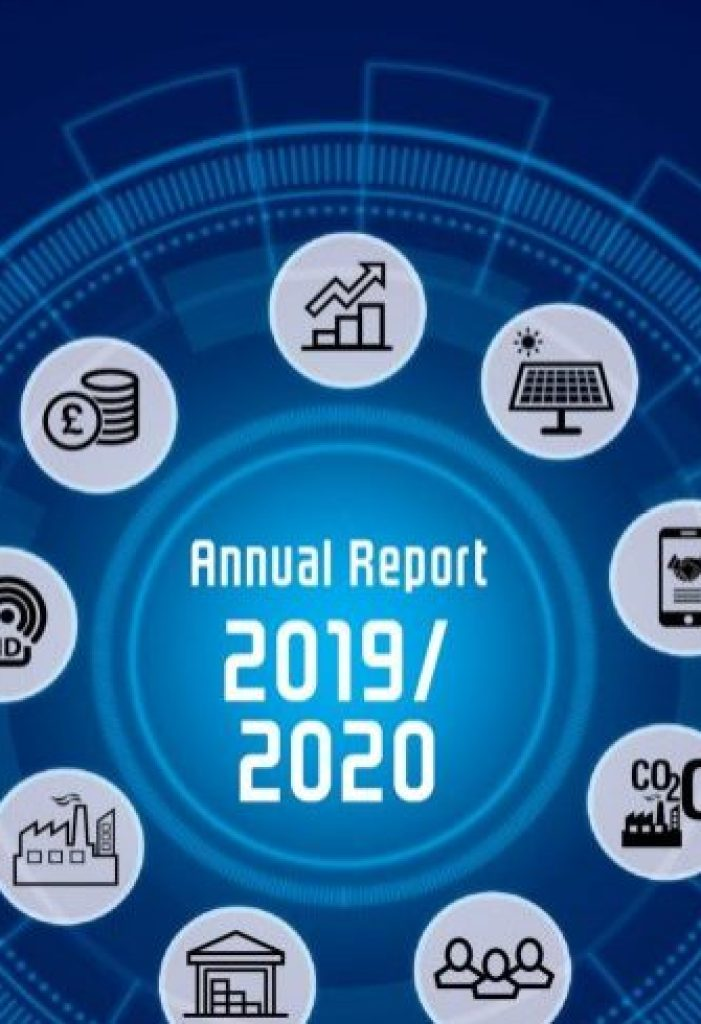 YGL annual Report 2019 / 2020