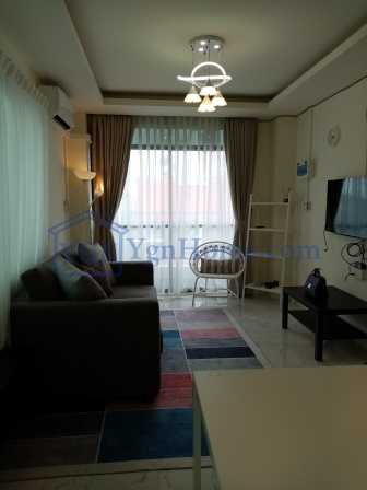 to rent a well furnished apartment