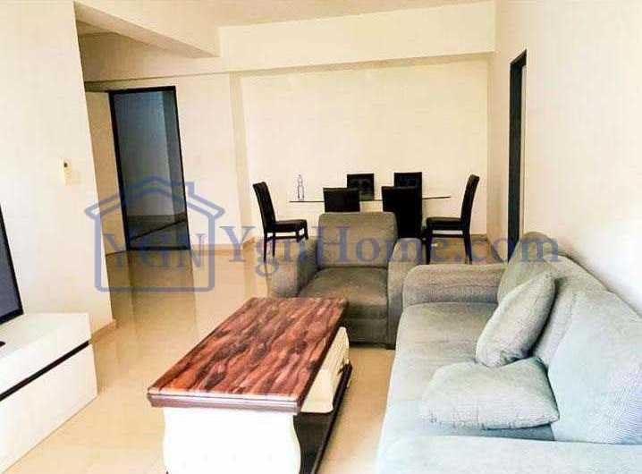 1200 Sqft with 3 BR Condo for RENT in Star City Condo, Thanlyin tsp.