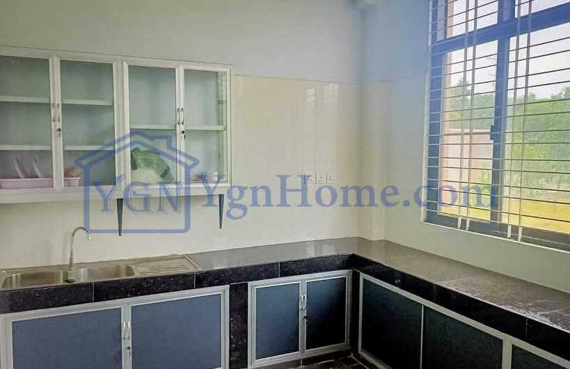150 x 150 land with 1 RC landed House for RENT in Bagan Street, Oattarathiri tsp.