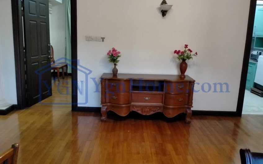 1750 Sqft with 3 BR Condo for RENT in Pearl Condo, Bahan Tsp.
