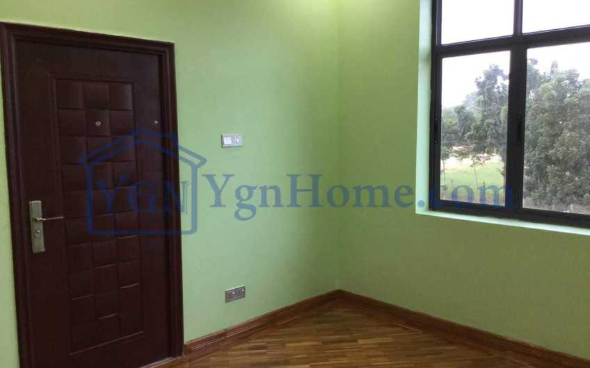 60 x 60 with 2.5 RC House for rent in Nawaday Garden Housing, Hlaingtharya tsp.