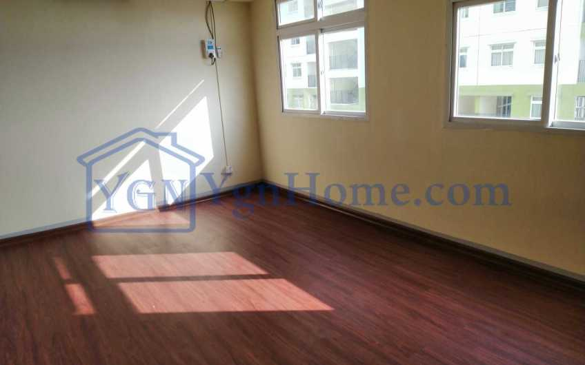 1200 Sqft with 3 BR Condo for RENT in Yadanar Hnin Si Condo, Dagon Seikkan tsp.