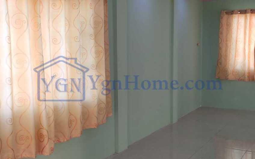 4125 Sqft with 2.5 RC for RENT in Ayarwun Yeik Thar Housing, Thaketa Tsp.