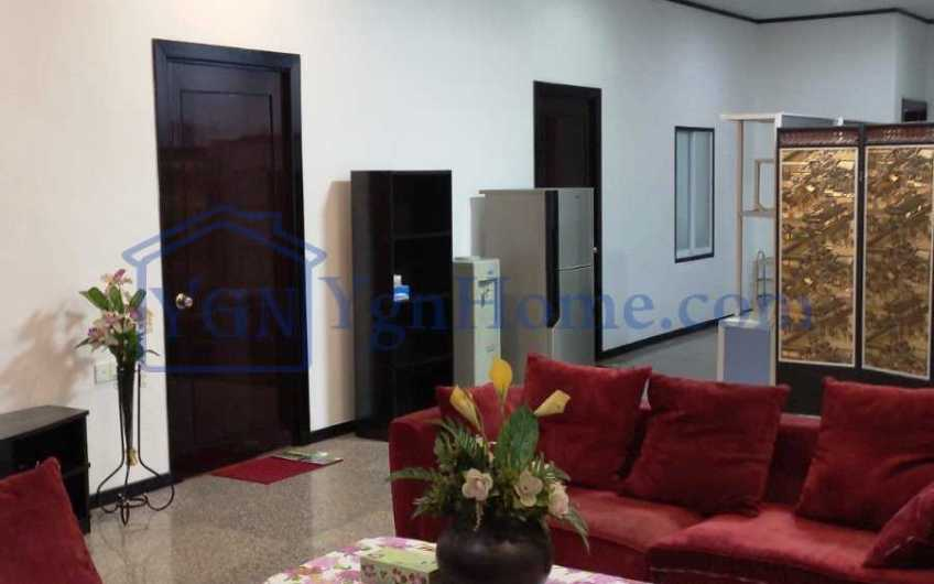 2050 Sqft with 3 BR Condo for RENT in Orchid Condo, Ahlone Tsp.
