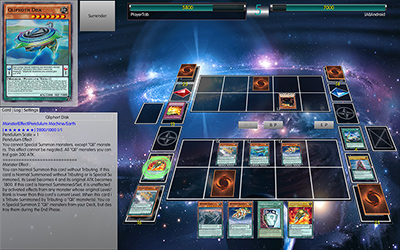 YGOPRO Yugioh news and updates - Update: Ygopro for Android 1.4.2