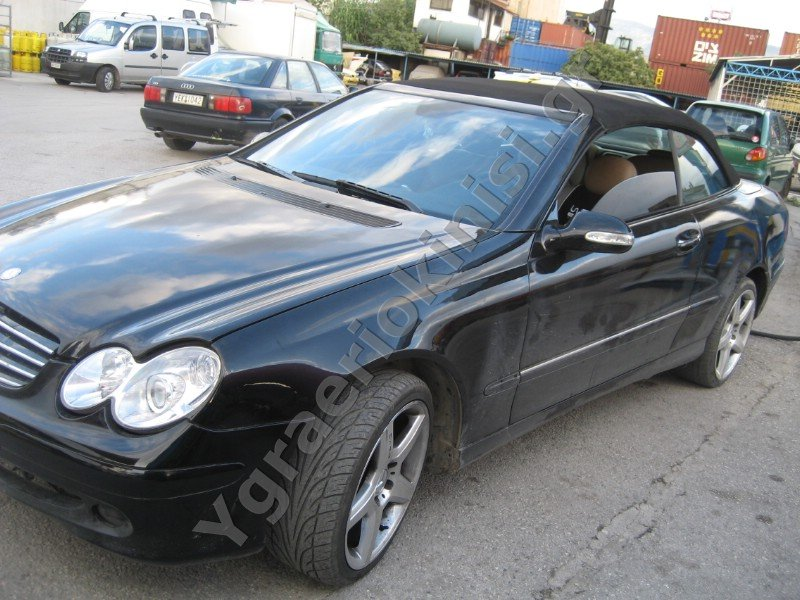 MERCEDES CLK200 Convertible 2005