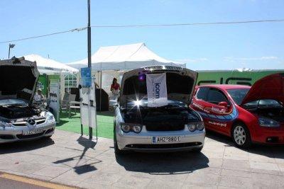 Έκθεση Υγραεριοκίνησης Θεσσαλονίκη 2011 - Συνεργάτης Derveni Gas