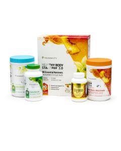 Anti Aging Healthy Body Pak 2.0