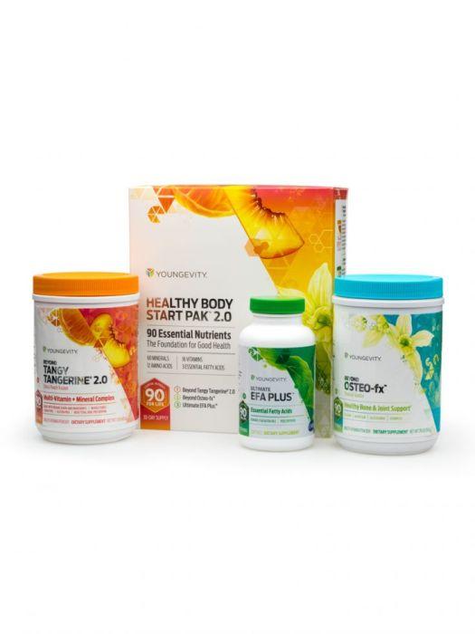Healthy Body Start Pak 2.0