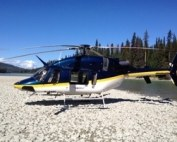 Bell 427 Yellowhead Helicopters services