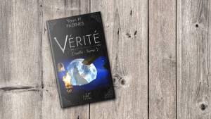 roman fantasy Vérité cruelle tome yoan h padines