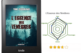 critique roman essence des ténèbres tom clearlake thriller fantastique