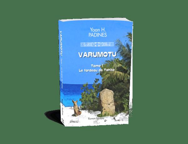 roman broché varumotu le fardeau de tahito yoan h padines