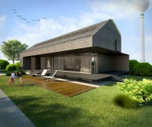 Modern English House Plans