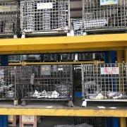 braket of grey iron castings
