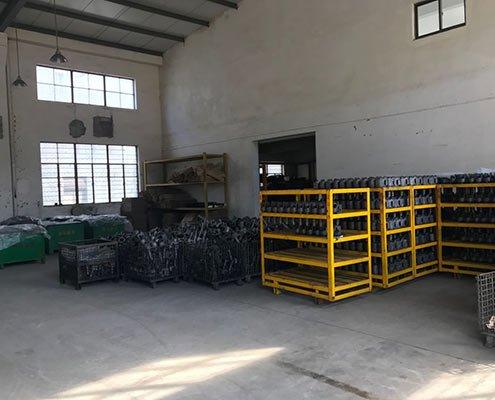 iron casting products shelf