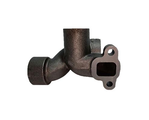 iron casting cast iron elbow