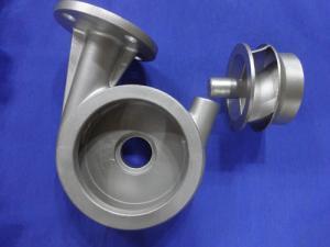 lost wax precision casting in China