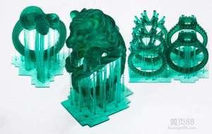 lost wax precision casting