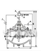 500X Pressure Discharge&Sustain Valve-YIHUAN CHINA