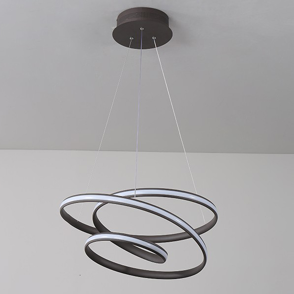 Ribbon Pendant Ceiling Light