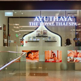 Ayuthaya The Royal Thai Spa