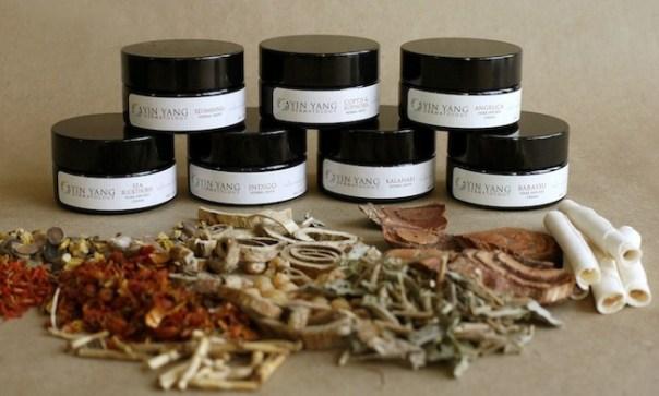 Herb-infused Creams & Salves