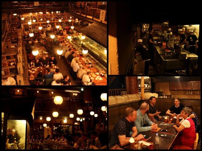Gonpachi KillBill Restaurant