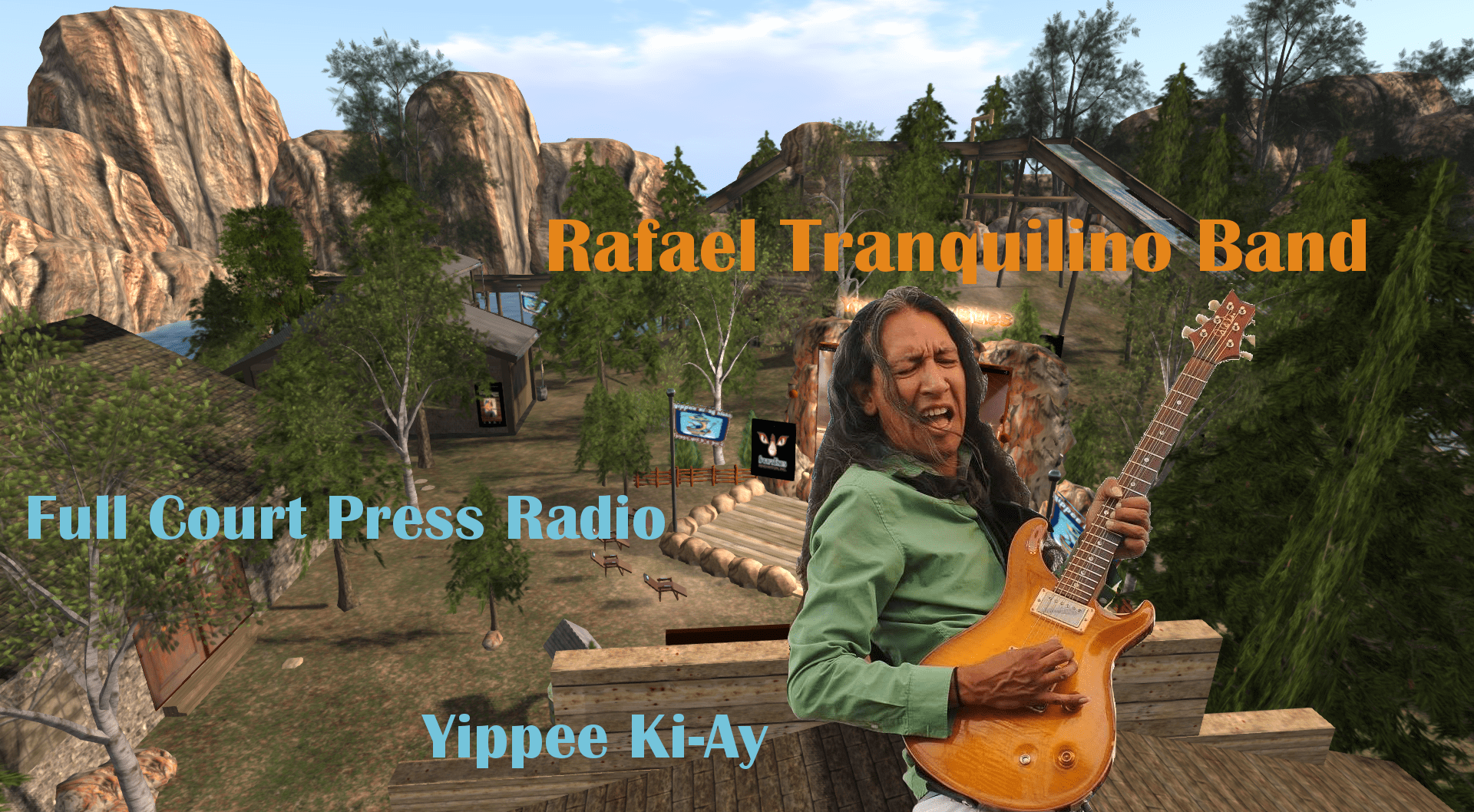 Rafael Tranquilino Band on Full Court Press Radio