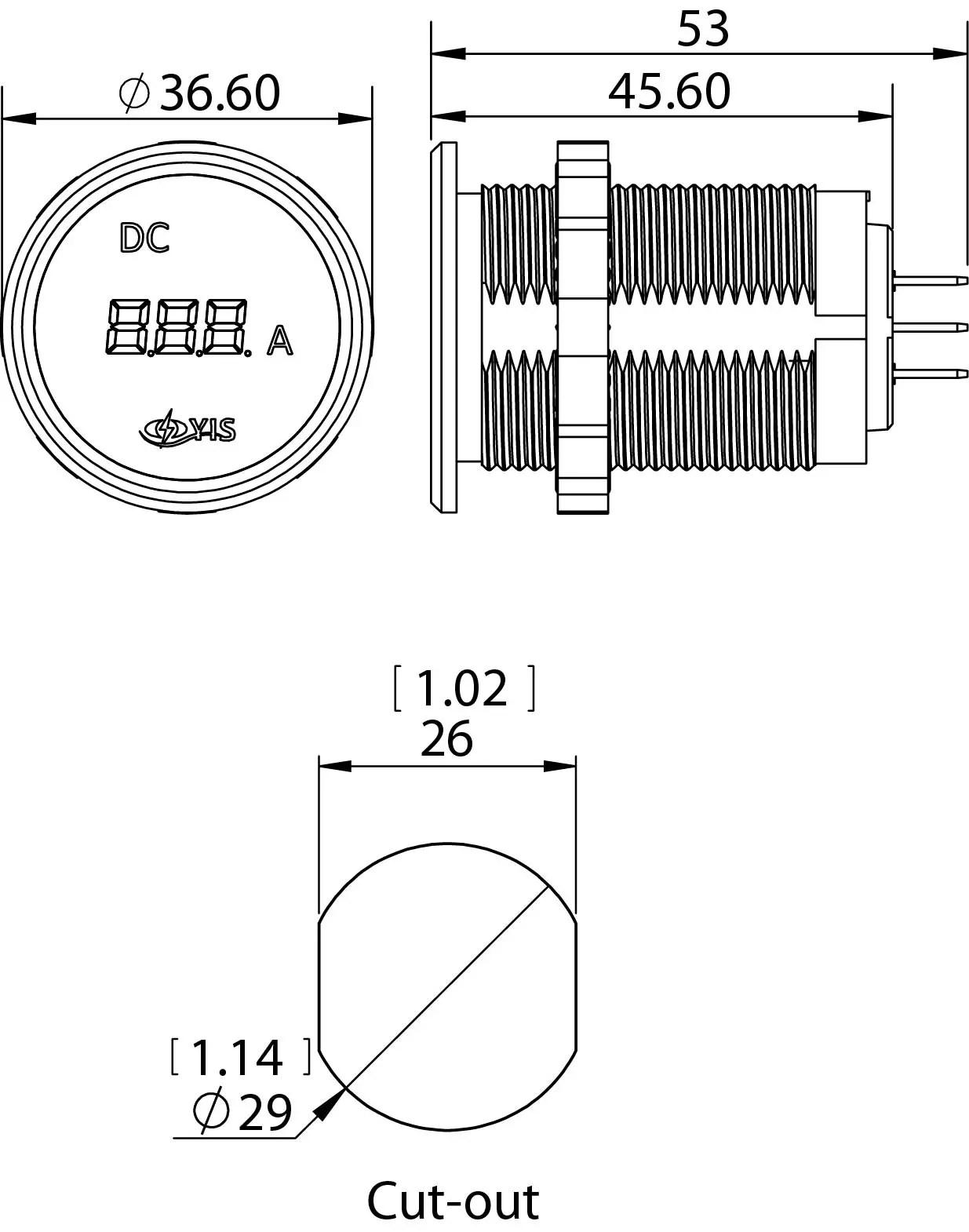 6 Pin Deutsch Connector Y Harness 6 Pin Waterproof