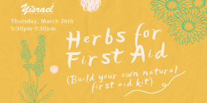 Herbs for First Aid @ 4505 Roosevelt Ave | Sacramento | CA | US