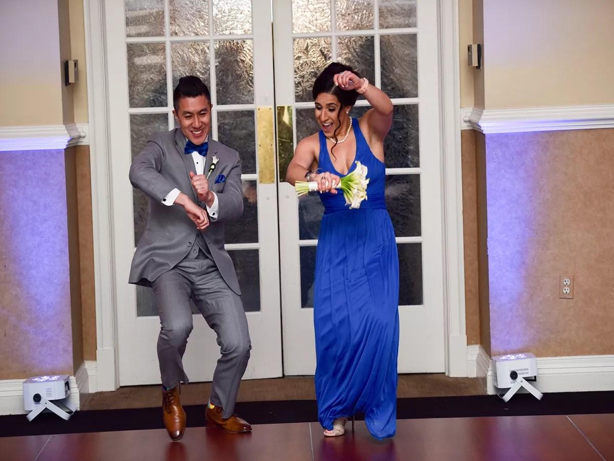 Wedding Bridal party entrance 2017 web  YIt Entertainment
