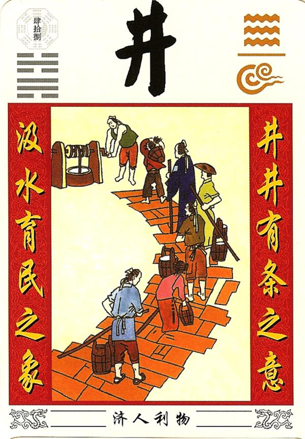 托特牌與易經對應 @ 塔羅.占星.雷諾曼 Formosa`s Tarot & Astro & Lenormand :: 痞客邦