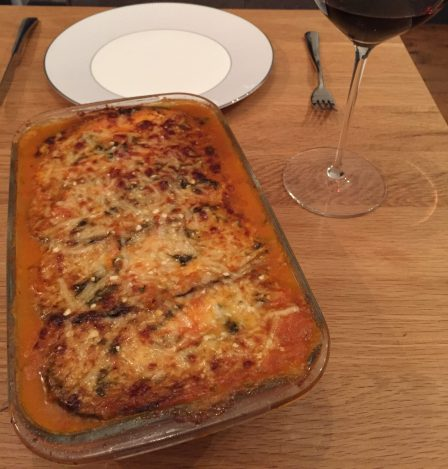 melanzane alla parmigiana recept - vegetarsche lasagne - koolhydraatarme lasagne