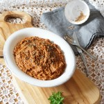 Muhammara recept met quinoa