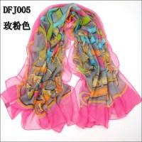 Cheap Women silk scarves china Scarf