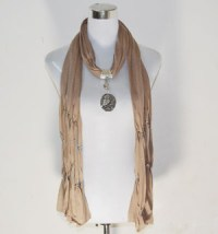 scarves with heart pendants china Scarf