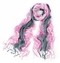 Linen scarf wholesale china Scarf