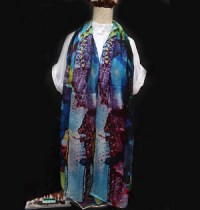 Wholesale silk twill fabric scarf china Scarf