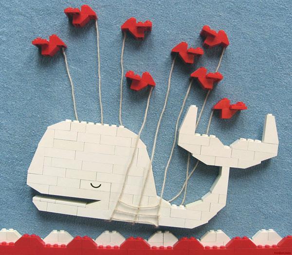 Fail Whale Lego