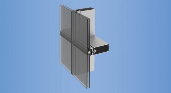 ycw 750 ssg ykk ap aluminum curtain
