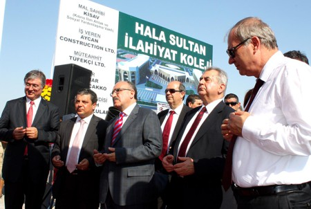 20 Temmuz 2012'de İrsen Küçük ve Beşir Atalay temel atma töreninde!