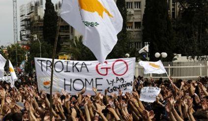 """Kıbrıs'ın güneyindeki sendikalardan """"büyük eylem"""" kararı"""