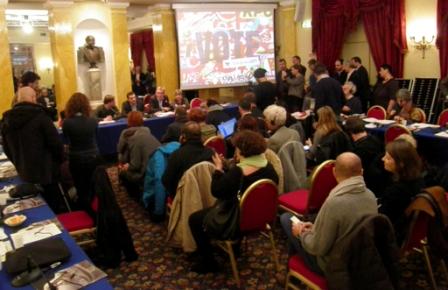 Avrupa Sol Parti toplantısı Roma'da yapıldı