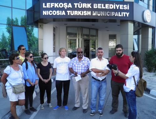 YKP, Lefkoşa Belediyesinde seçimden bugüne geçen 100 günü değerlendirdi