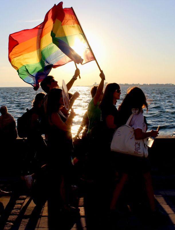 Kıbrıs Onur Yürüyüşü bugün Lefkoşa'da yapılıyor
