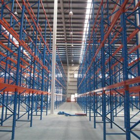 Heavy Duty Pallet Racking Q235 Steel-02