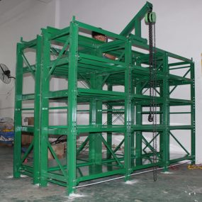 Metal Multi-Functional Rack Storage for Mold Racking-01